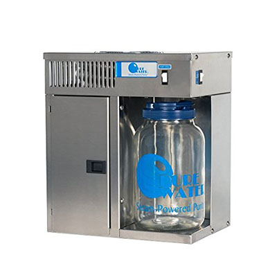 Best Water Distillers Pure Water Mini-Classic CT Counter Top Distiller
