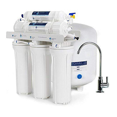 Best Reverse Osmosis Systems Olympia Water Systems 5-Stage Reverse Osmosis Water Filtration System